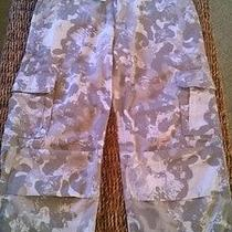 Carhartt Camo Cargo Capris Size 2 Multi Pockets Trendy Photo