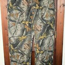 Carhartt Camo Carpenter Dungaree Pants Jeans 42 X 32 Nwot Photo
