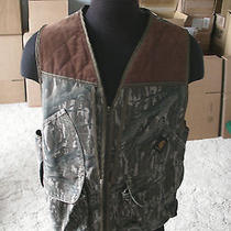 Carhartt Camo Vest  Medium Photo
