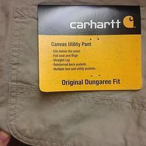 Carhartt Canvas Utility Fit Pants Photo