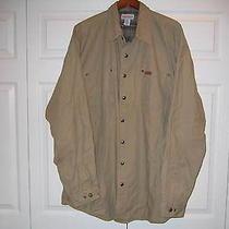 Carhartt Chore/barn Jacket Size 2xl Long Tan Photo