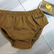Carhartt  Diaper Cover 3 Months New With Tags Photo