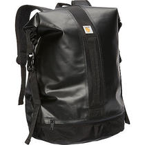 Carhartt Elements Army Duffel Backpack...nylon Black and Water Resistant Photo