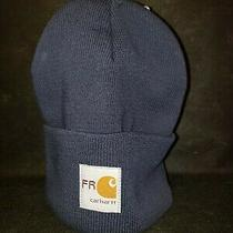 Carhartt Fr Stocking Winter Flame Resistant Watch Blue Hat  Photo