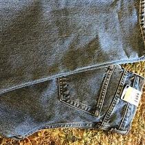 Carhartt Girls  Juniors Blue Jeans Relaxed Fit Size 14 New With Tags Inseam 27 Photo