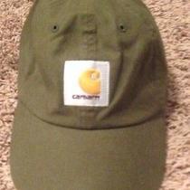 Carhartt Green Hat Photo
