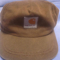 Carhartt Grey Youth Ball Cap Hat Snapback Y16 Mos Made in Usa 100% Cotton Photo