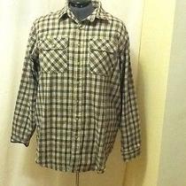 Carhartt Heavyweight 100% Cotton Plaid Rugged Outdoor Wear Men's 2xl  Photo
