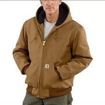 Carhartt Hooded Jacket Large Photo