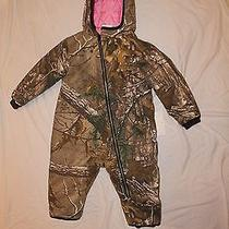 Carhartt Infant Girls' Hunting Suit Photo