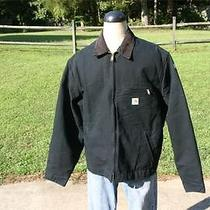 Carhartt Jacket - Old Sac Choppers - Embroidered - Sz 50 Tall Photo