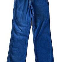 Carhartt Jeans 30x32 Relaxed Fit Rugged Flex Straight Leg Mens Blue Denim Photo