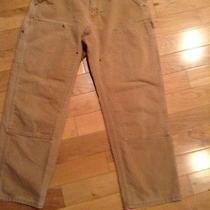 Carhartt Jeans Brown 32x30 Photo