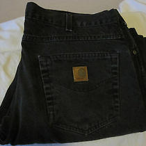 Carhartt Jeans Men's Black  Photo