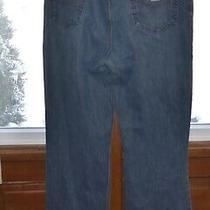 Carhartt Jeans Men's W 40 L 34 Relaxed Fit Medium Wash Denim Blue Jean Pants 7 Photo