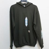 Carhartt K121 Green Hoodie Sweatshirt  Size Medium Nwt  Free Shipping Photo