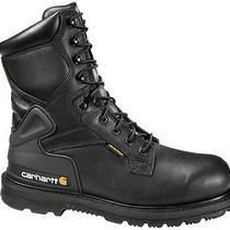 Carhartt Leather Boots Litefire Insulation Vibram Outsole Tpu Ortholite 12 Photo