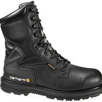 Carhartt Leather Boots Litefire Insulation Vibram Outsole Tpu Ortholite 12 Photo