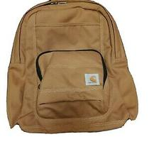 Carhartt Legacy Classic Work Backpack With Padded Laptop Sleeve Carhartt Brown Photo