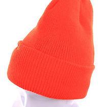 Carhartt Men Brite Orange Wetzel Watch Hat 100773824 Photo