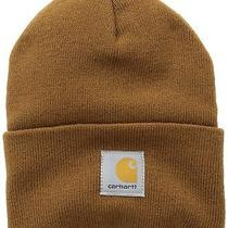 Carhartt Men's Acrylic Watch Hat Made in Usa Free 2 Day Ship 8 Colors Photo