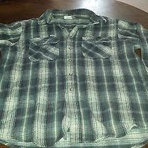 Carhartt Mens Flannel Size Large Photo