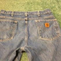 Carhartt Mens Jeans 36x32 Relaxed Fit Euc Photo