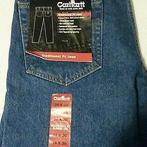 Carhartt Mens Traditional Fit Jeans Photo