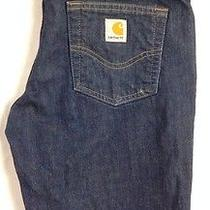 Carhartt Modern Fit Women's Jeans 28x30 Nwot Photo