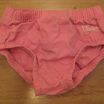 Carhartt Pink Diaper Cover Size 6 Months Photo