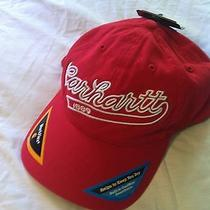 Carhartt Red Hat Photo