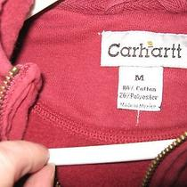 Carhartt Red Sweatshirt M Photo