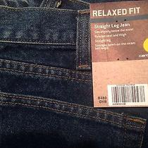 Carhartt Relaxed Fit Jeans Photo
