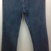 Carhartt Rugged Outdoor Men's Denim Jeans 38x34 Photo