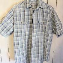 Carhartt S/s Shirt Size Medium 100% Cotton - Free Shipping Photo