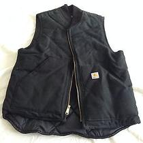 Carhartt Sandstone Vest Medium Photo
