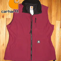 Carhartt Softshell Work Vest (Wmns Xl) Versital  Tough  Warm   Photo