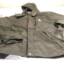 Carhartt Storm Defender Force Jacket Size Xxl Mens Green Photo