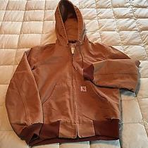 Carhartt Thermal Lined Duck Active Jacket/coat Men's Small Like New Very Nice Photo