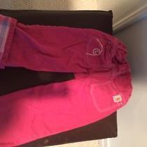 Carhartt Toddler Cotton Pink Pants Photo