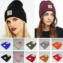 Carhartt Unisex Men & Women Acrylic Watch Beanie Winter Knit Beanie Cap/hat A18 Photo