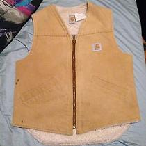 Carhartt Vest Mens Medium Photo