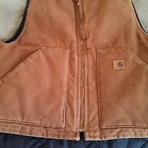 Carhartt Vest Sz Large Photo