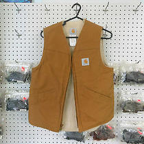 Carhartt Vest Sz Small //  Nwot //  Never Worn  Photo