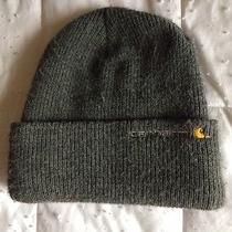 Carhartt Wetzel Watch Winter Hat Beanie Made in Usa  Photo