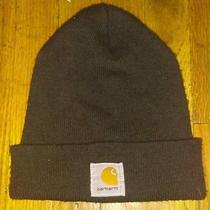Carhartt Winter Hat Brown Photo