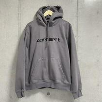 Carhartt Wip Gray Hoodie Parker Size L Photo