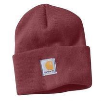 Carhartt Women's Acrylic Knit Watch Hat Winter Warm Cap Color - Wild Ginger Photo