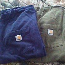 Carhartt Workshirts (Blue & Green) Photo