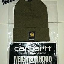 Carhartt X Neighborhood Watch Cap Olive Drab Photo